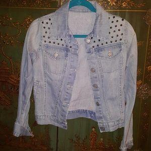 RAILS rare denim jacket